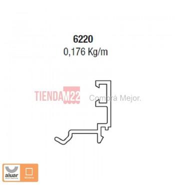 6220 - CONTRAVIDRIO - PERFIL ALUAR