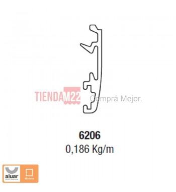 6206N - TAPA PREMARCO NATURAL