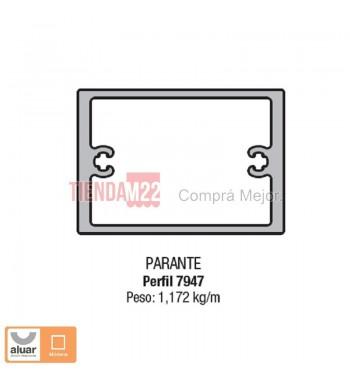 7947N - BARANDA PARANTE NATURAL