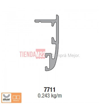 7711N - TAPA PREMARCO NATURAL