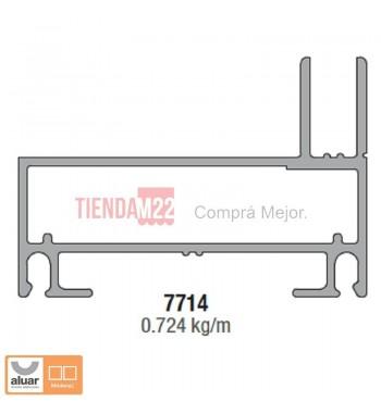 7714N - JAMBA DE MARCO NATURAL