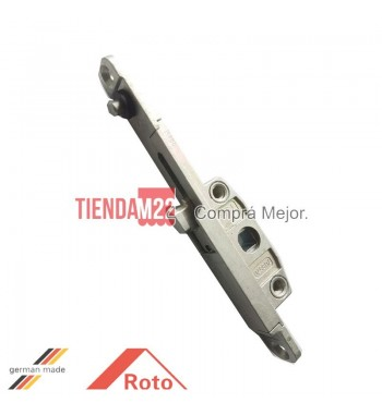CREMONA CORREDIZA 1 BULON ENTRADA 10MM L130MM - 765437