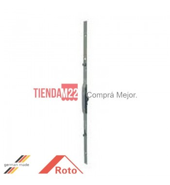 CREMONA CORREDIZA  7/16 X 600-800MM SIL 2 BULONES  - 628431