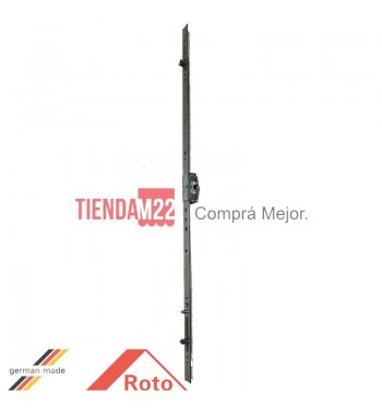 CREMONA CORREDIZA (R)17/16 400MM 2 BULONES ROTOSIL - 628483