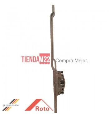 CREMONA CORREDIZA  (R) 17/16 X 1800 4 BULONES  SIL - 628498
