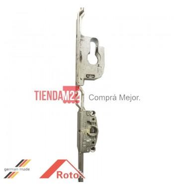 CREMONA CORREDIZA  (R) 17/16 X 1800 4 BULONES  CON LLAVE  - 628499