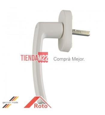 MANILLA R-LINE + TORNILLO BLANCO R07.2 30 SIN LOGO - NT 228176 NX 227790