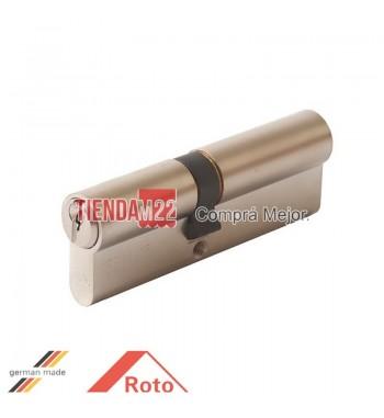 CILINDRO SEGURIDAD  NIQUELADO S6 40X40 (80MM) - 632590