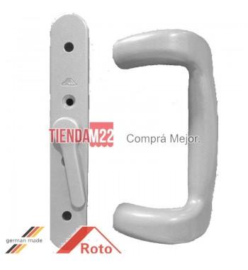 TIRADOR INTERIOR PLATA - 613222