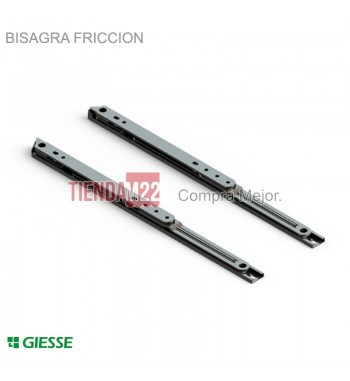 BISAGRA FRICCION 550MM X PAR - M9807