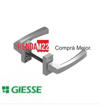 H50-GIESSE-PICAPORTE ASIA PLATA - 02414376