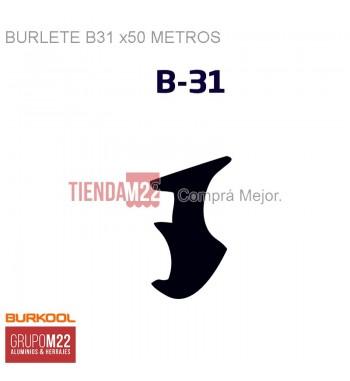 BURLETE B31 X50 - R-PC1005-50