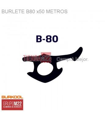 BURLETE B80 X50 - R-PC1010-50