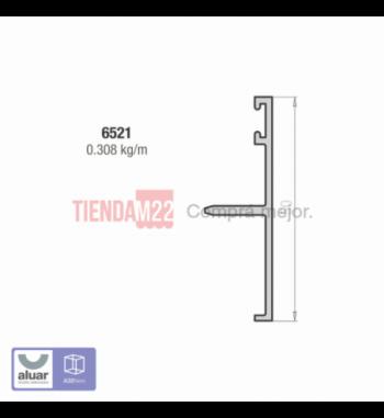 6521 - TAPA PREMARCO INTERIOR PARA 6021- PERFIL ALUAR