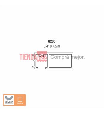 6205 - PREMARCO - PERFIL ALUAR