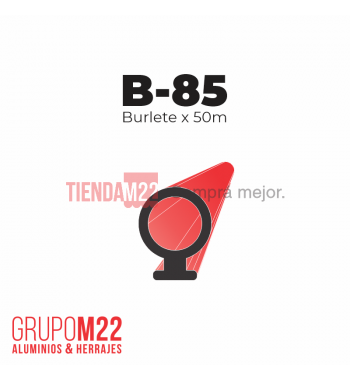 BURLETE B85 X 50MTS GRUPOM22 - B-1037