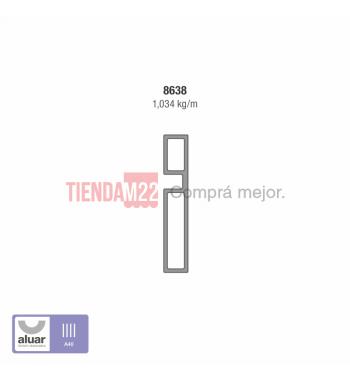 8638 - A40 - CONTINUIDAD DE MARCO 4 GUIAS - ALUAR
